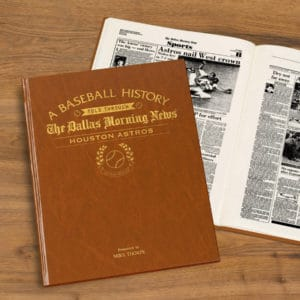 houston astros book