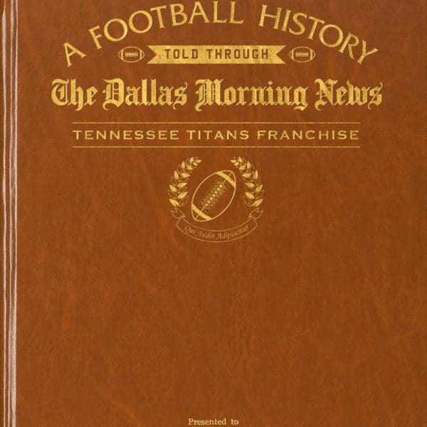 tennessee titans houston oilers book
