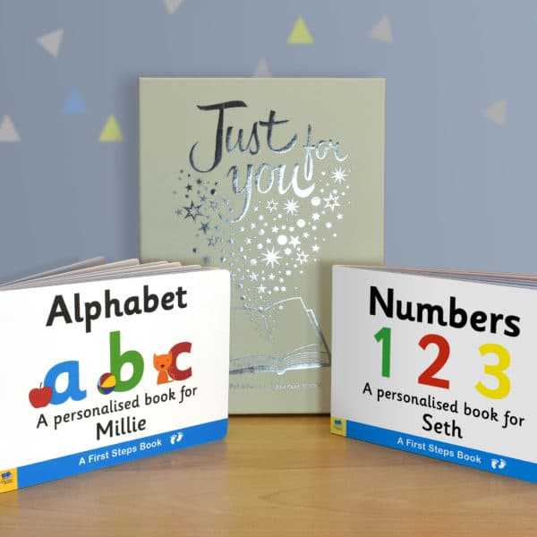 Board book for Toddlers Gift Set