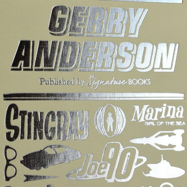 Gerry Anderson Collection gift box