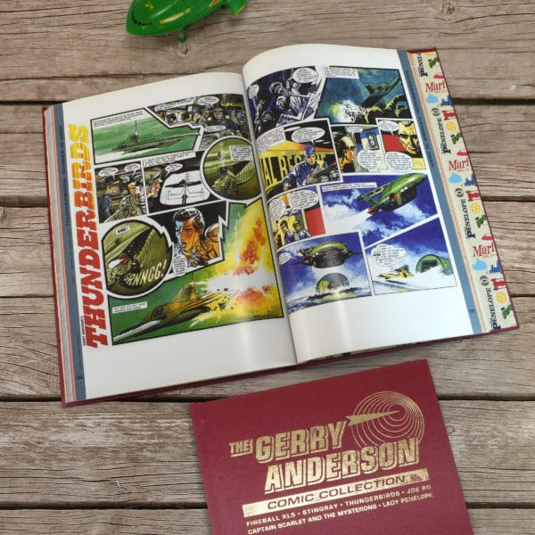 Gerry Anderson Collection Book