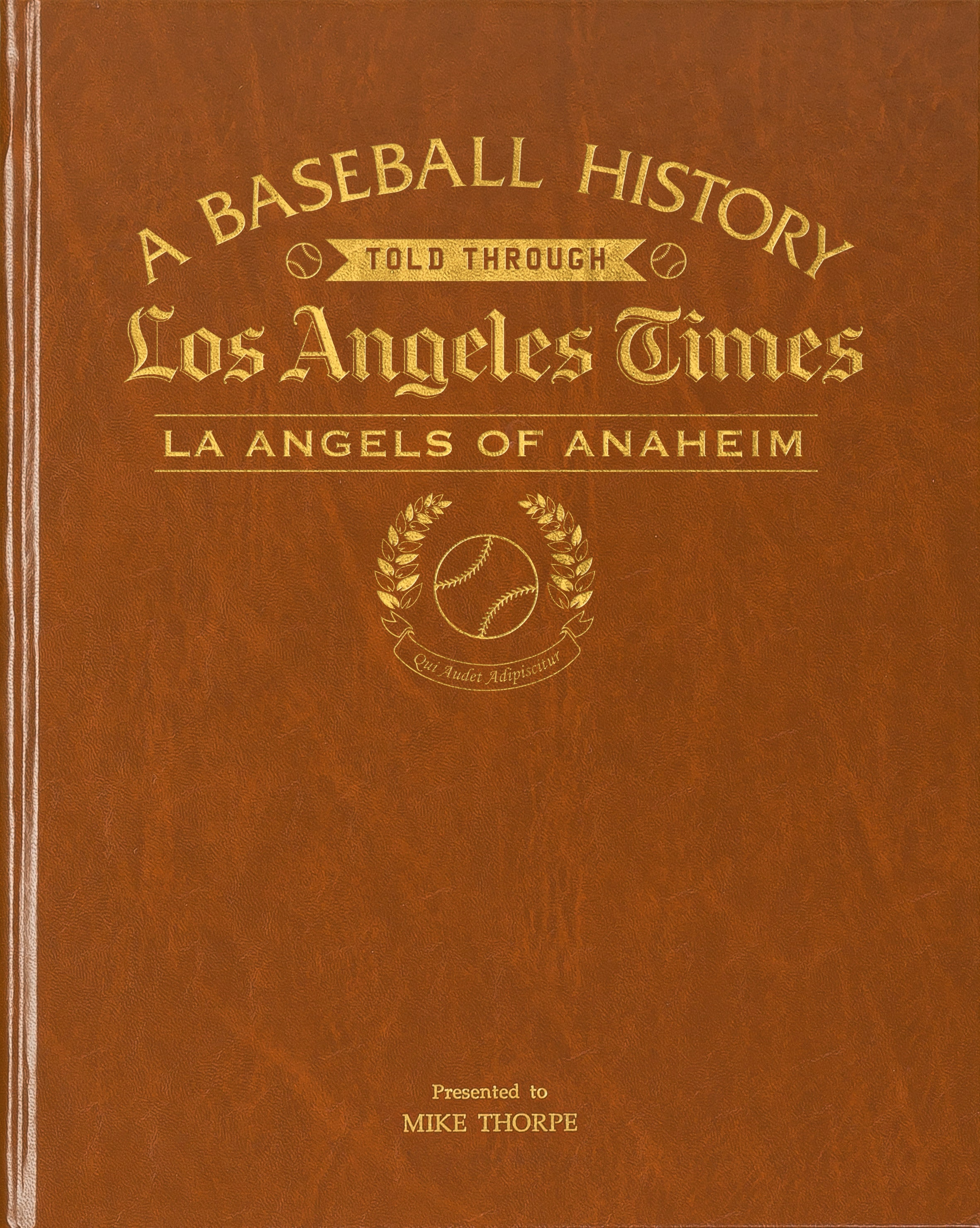 los angeles angels book