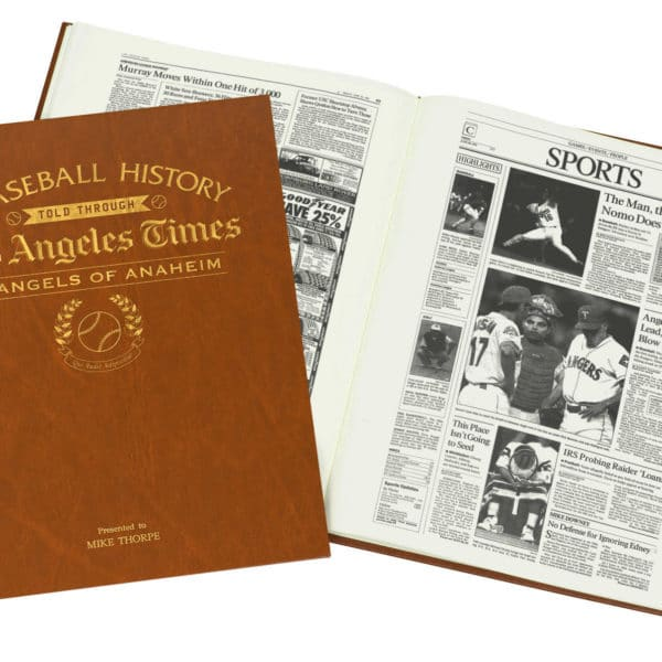History of Baseball LA Angels of Anaheim