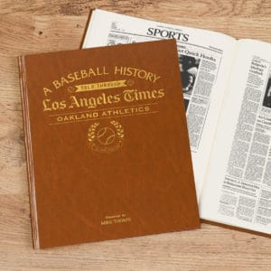 History of Baseball Oakland Athletics