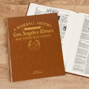san francisco giants book
