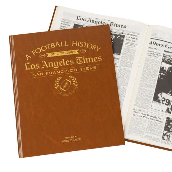History of Football San Francisco 49ers