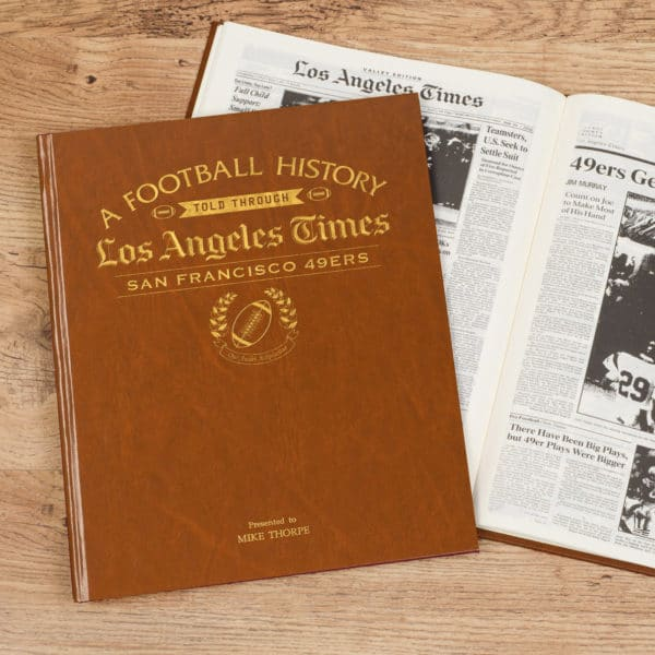 san francisco 49ers history book
