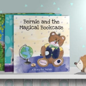 Magical Bookcase story book