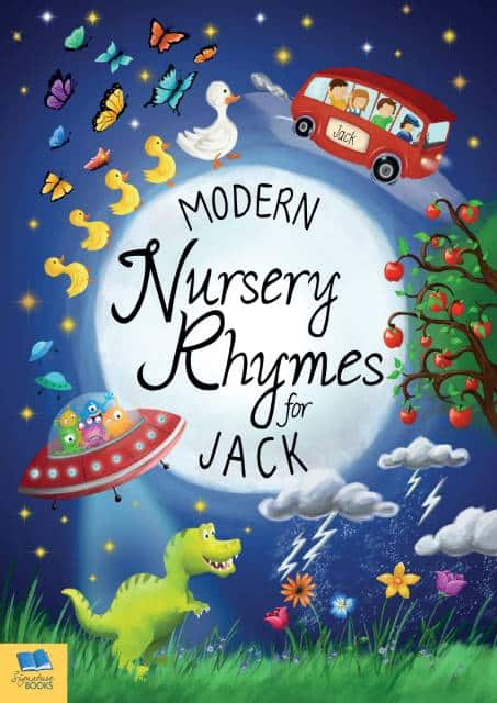 Book of Modern Nursery Rhymes
