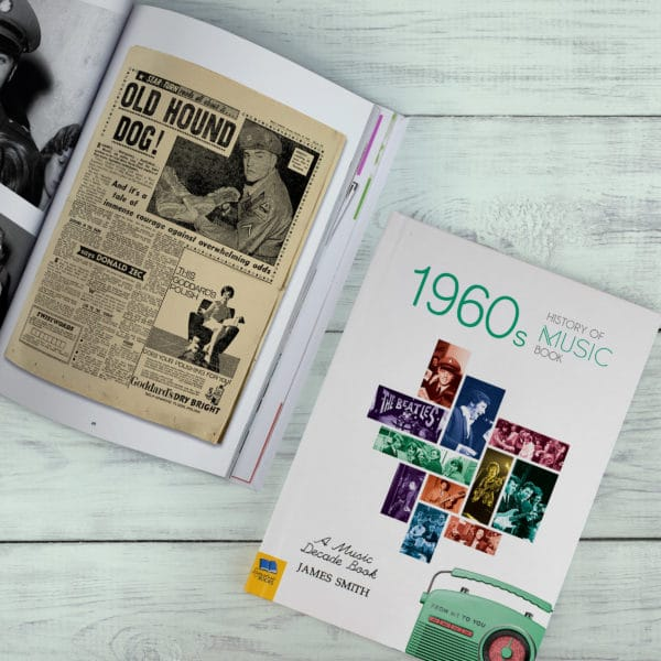 1960s music history book