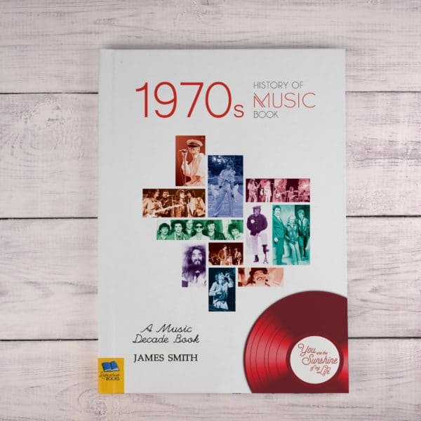 1970s music history book