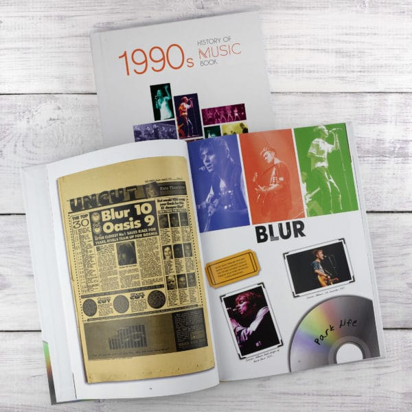 1990s music history book