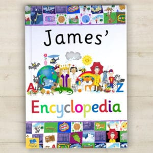 Personalized Children's Encyclopedia