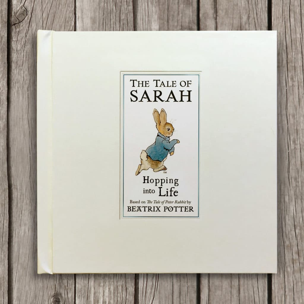 peter rabbit hopping into life book