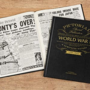 75th anniversary edition ww2 book