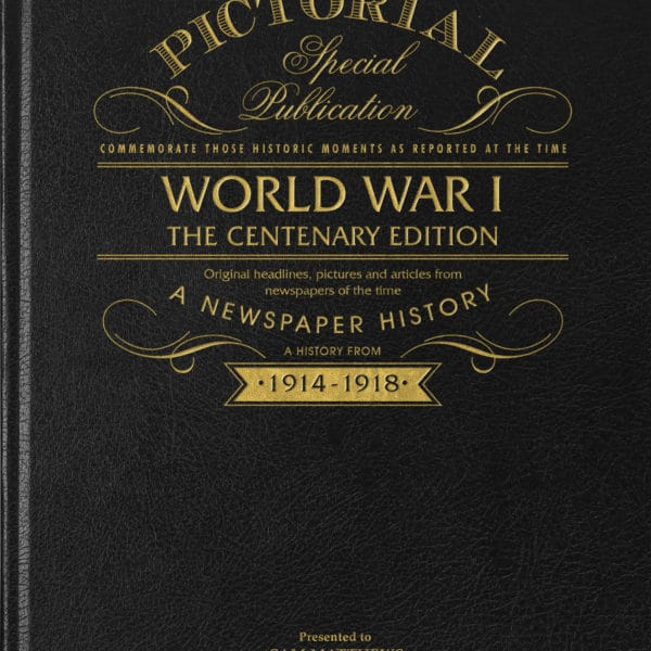 History of World War 1, Centenary Edition
