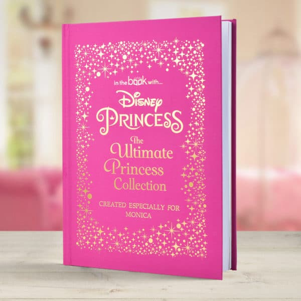 Personalized Disney Princess Collection Book