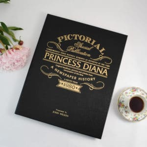 princess diana biography picture book