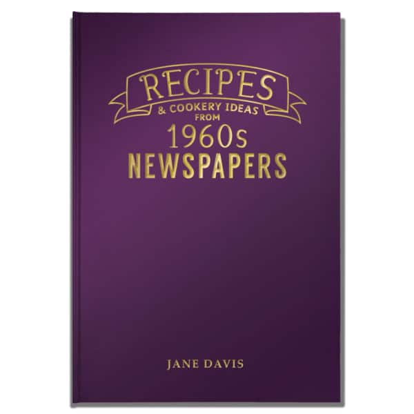 1960s historical recipes
