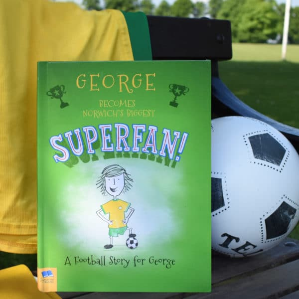 Pick your soccer team personalized story