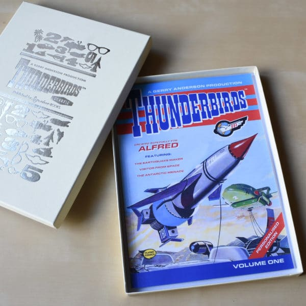 Thunderbirds Comic book