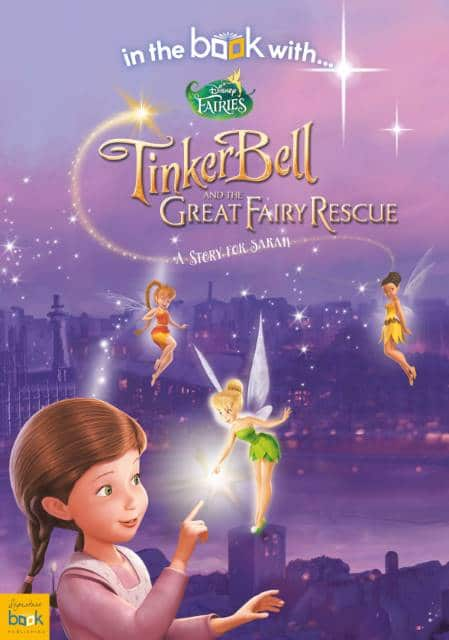 Personalized Tinker Bell Story