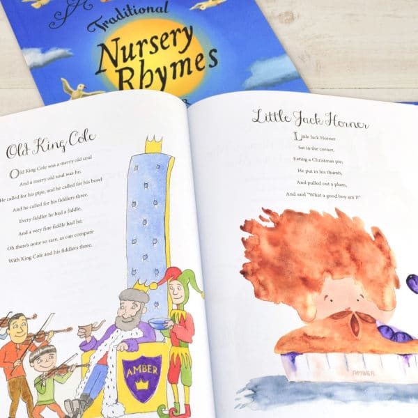Book of Traditional Nursery Rhymes