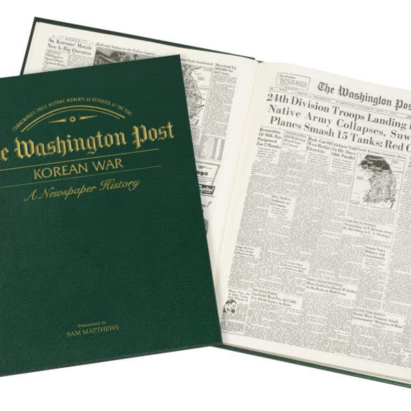 History of The Korean War through Newspapers