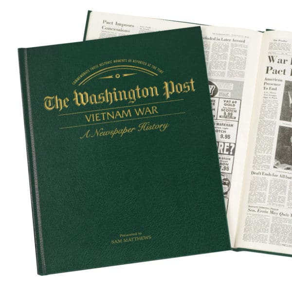History of The Vietnam War through Newspapers