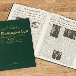 1940s newspapers collection