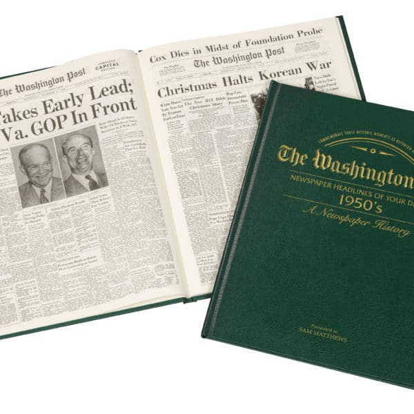 1950s newspapers collection