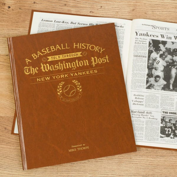 new york yankees history book