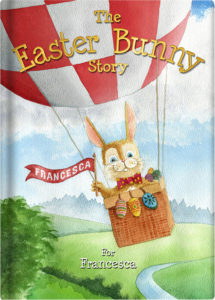 Easter Bunny Story Book