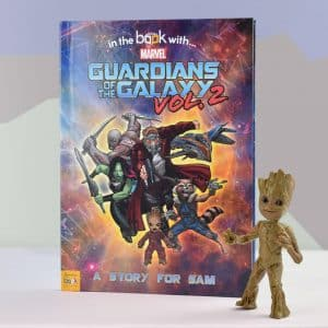 guardians of the galaxy book