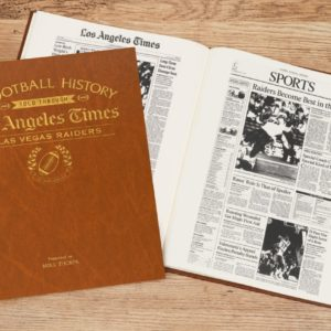 las vegas raiders book