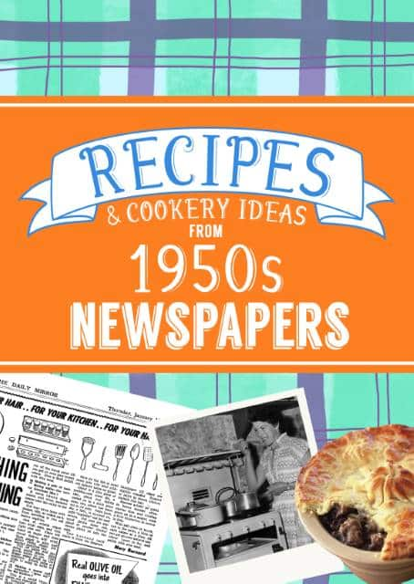 recipes from the '50s