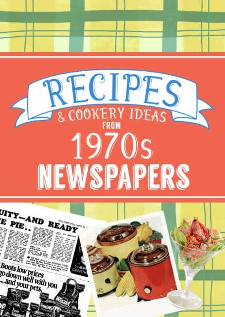 recipes from the '70s book