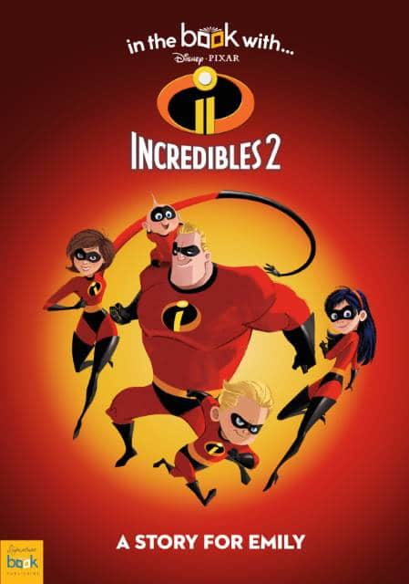 the incredibles 2 book