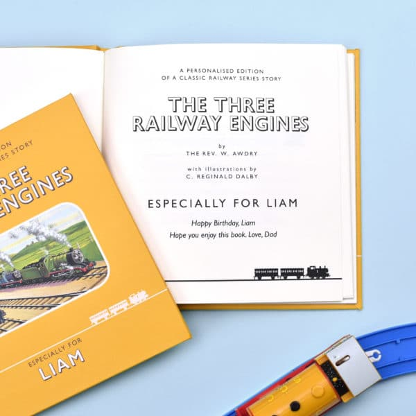 the three railway engines first edition