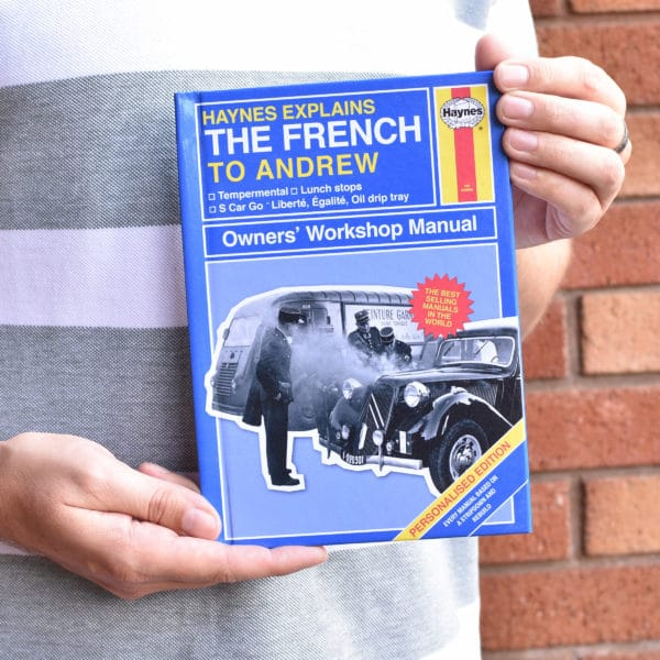 Personalized Haynes Explains The French