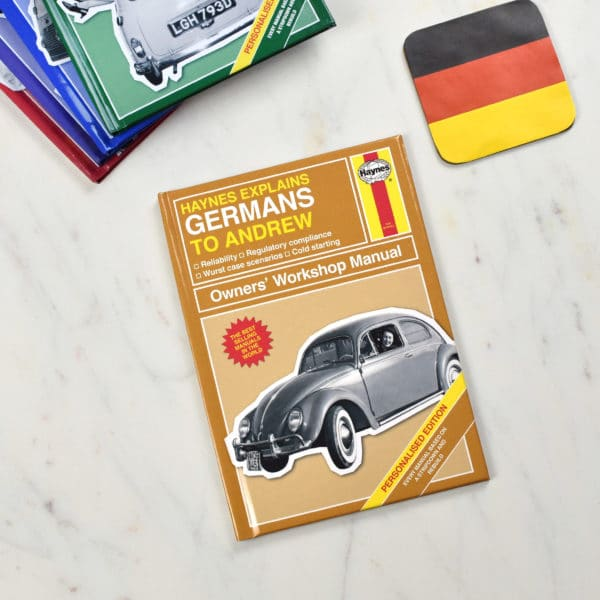 Haynes Explains Germans