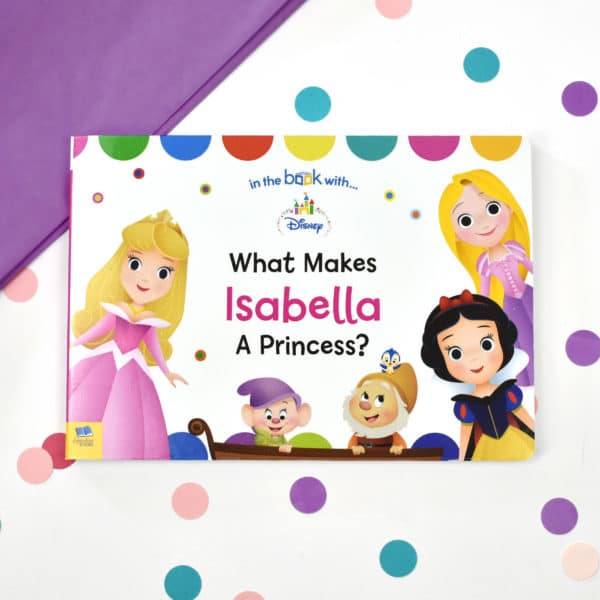 Disney Princess Board Book