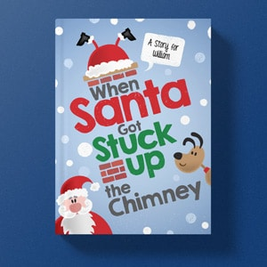 Personalized Children's Christmas Books