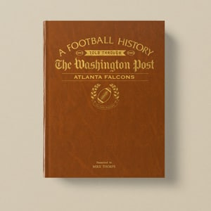 Personalized Football Team Books