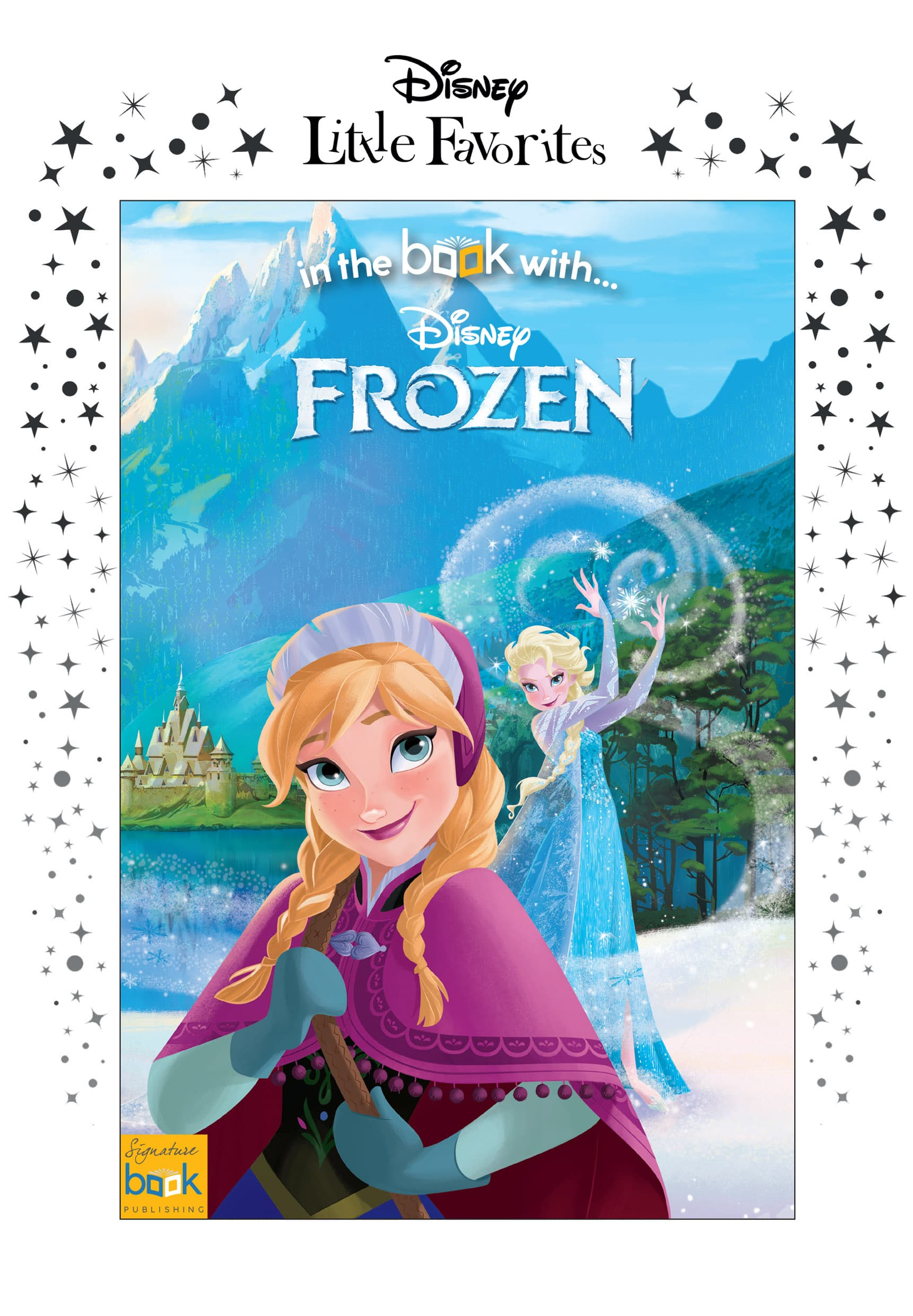 frozen cover