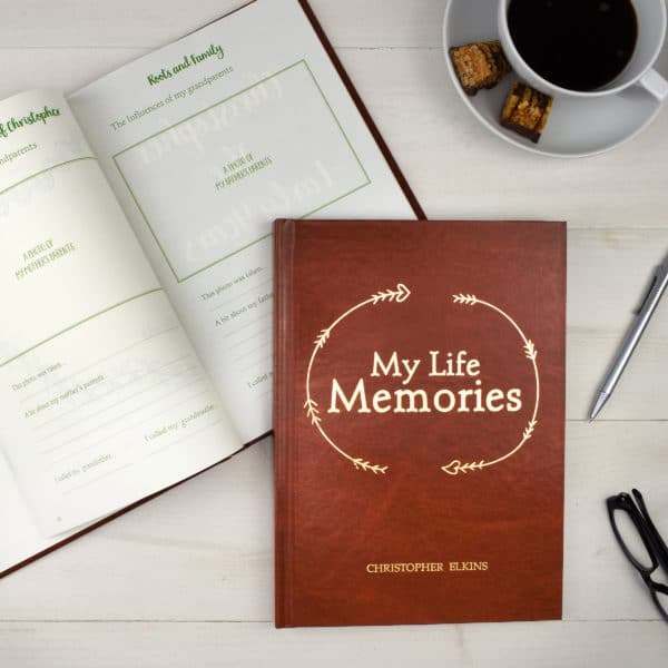 Life Memories Personalized Journal