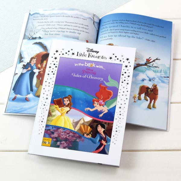 Disney Princess tales of Bravery book