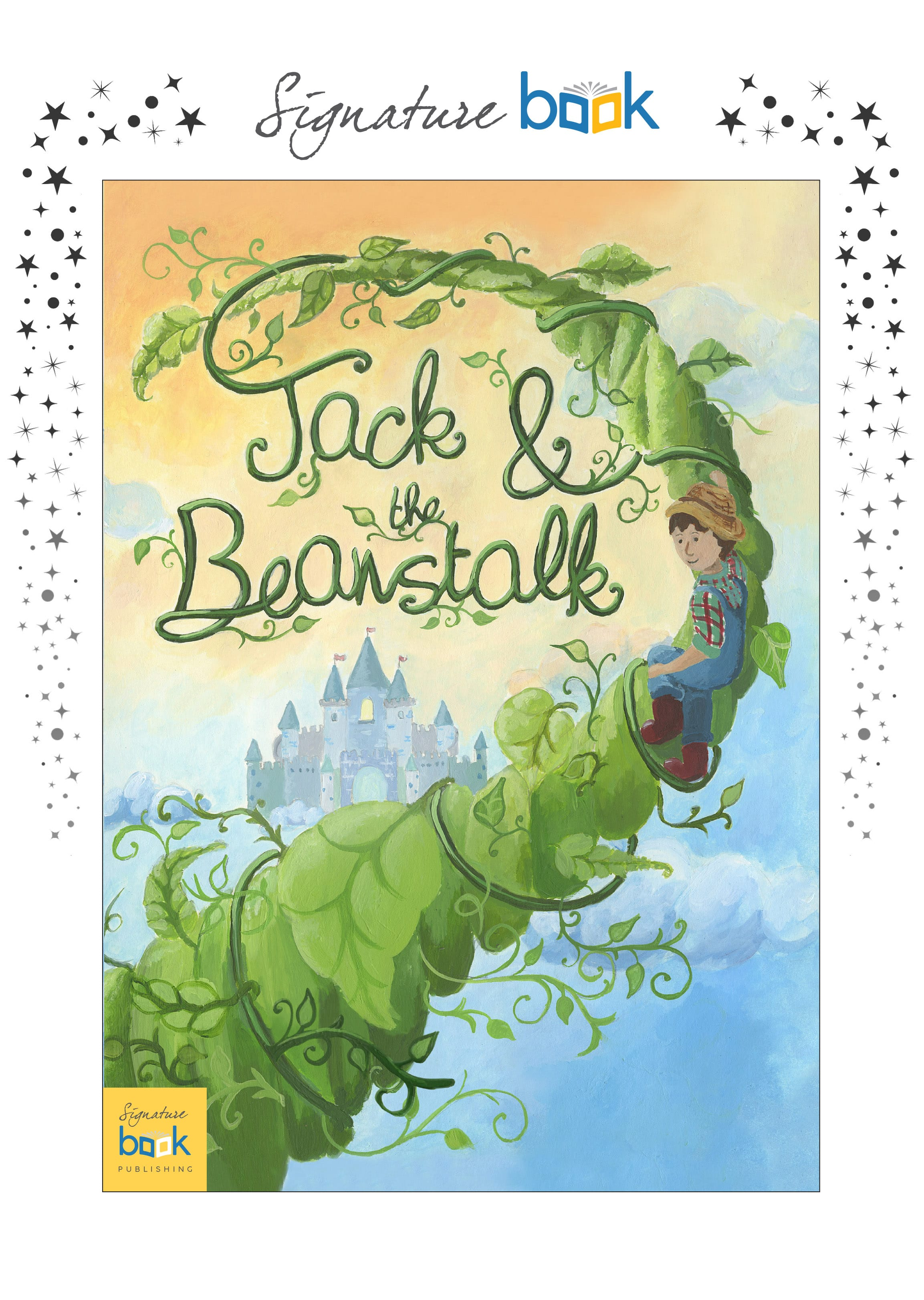 Jack and the Beanstalk Book