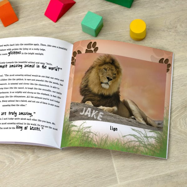 Most Amazing Animal book