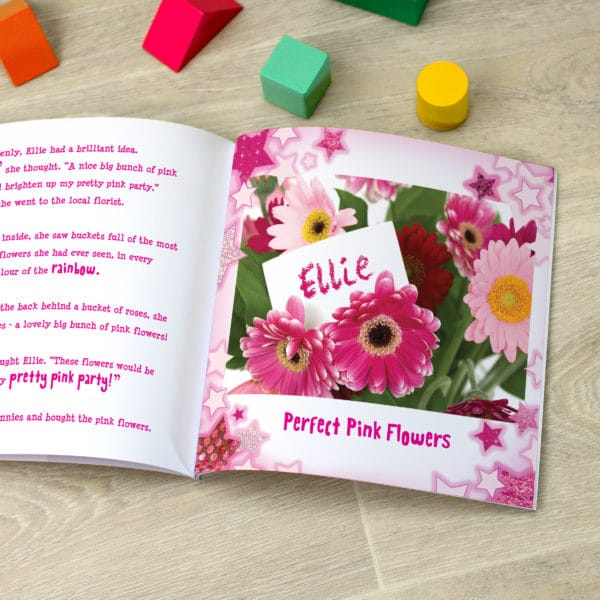 Perfect Pink Party Book